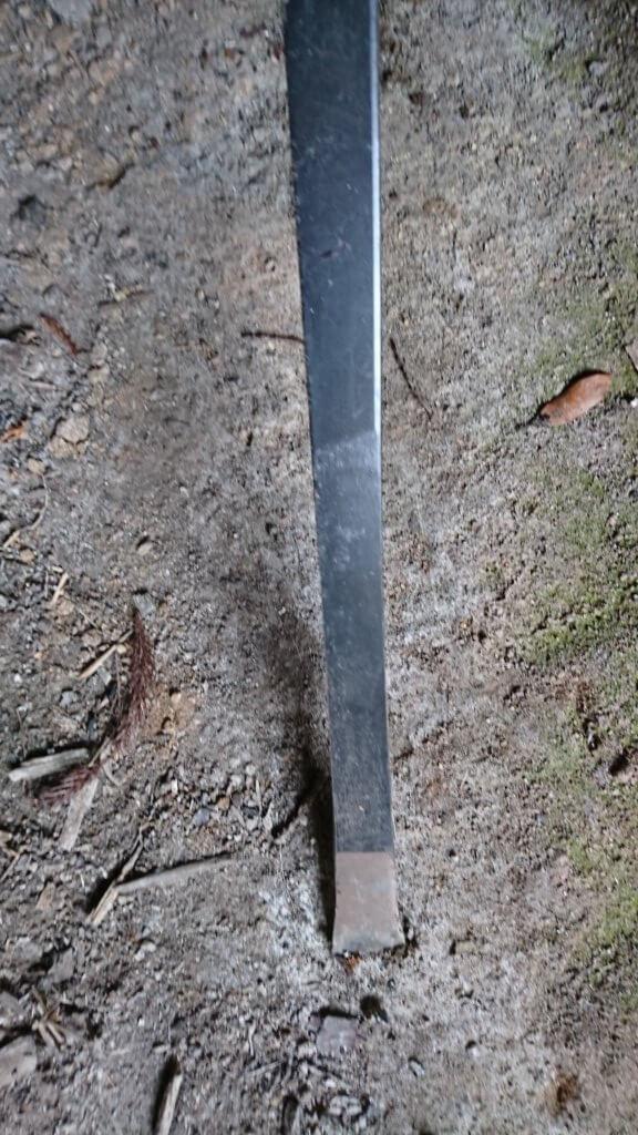 京タケノコ堀鍬